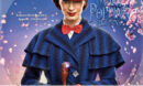 Mary Poppins Returns (2018) R1 Custom DVD Label