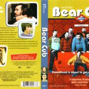 BEAR CUB (2004) R1 DVD COVER & LABEL
