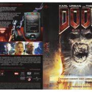 Doom (2005) R2 German DVD Cover