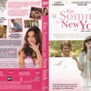 Ein Sommer in New York (2012) R2 German DVD Cover