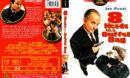 8 HEADS IN A DUFFEL BAG (1997) R1 DVD COVER & LABEL