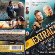 Extraction (2015) R2 German DVD Cover