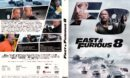Fast & Furious 8 (2017) R2 german DVD Cover