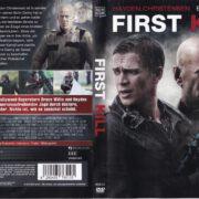 First Kill (2017) R2 german DVD Cover