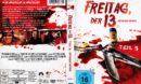 Freitag Der 13 - Ein Neuer Anfang (1985) R2 German DVD Cover
