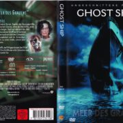 Ghost Ship (2002) R2 German DVD Cover