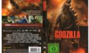 Godzilla (2014) R2 German DVD Cover