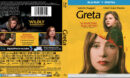 Greta (2018) R1 Blu-Ray Cover