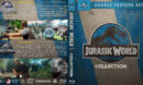 Jurassic World Collection R1 Custom Blu-Ray Cover