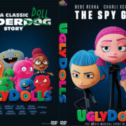 UglyDolls (2019) R0 Custom DVD Cover & Label