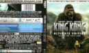 KING KONG (2005) R1 UHD 4K COVER & LABELS
