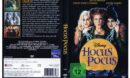 Hocus Pocus (2013) R2 German DVD Cover