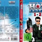 Hot Shots 1 + 2 (1991-93) R2 German DVD Cover