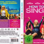 How To Be Single (2016) R2 german DVD Cover