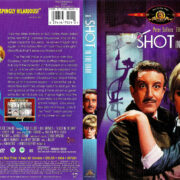 A SHOT IN THE DARK (1964) R1 DVD Cover & Label