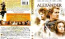 ALEXANDER (2004) R1 SE DVD COVER & LABELS