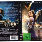 Jupiter Ascending (2014) R2 german DVD Cover