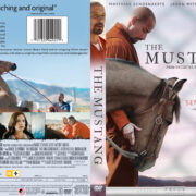 The Mustang (2019) R1 DVD Cover