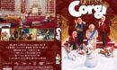 The Queen's Corgi (2019) R1 Custom DVD Cover & label