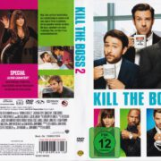 Kill The Boss 2 (2014) R2 German DVD Cover