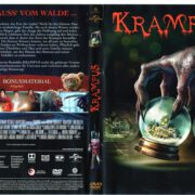 Krampus (2015) R2 German DVD Cover