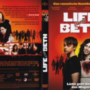 Life After Beth (2014) R2 german DVD Cover