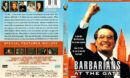 BARBARIANS AT THE GATE (1993) R1 DVD COVER & LABEL