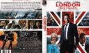 London Has Fallen (2016) R2 German DVD Cover