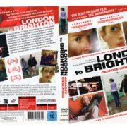 London to Brighton (2008) R2 German DVD Cover