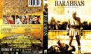 BARABBAS (1961) R1 DVD Cover & Label
