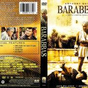 BARABBAS (1961) R1 DVD Cover & Label