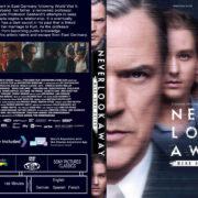 Never Look Away (2018) R0 Custom DVD Cover