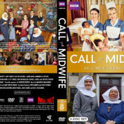 Call the Midwife - Season 8 (2019) R1 Custom DVD Cover & Labels