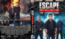 Escape Plan: The Extractors (2019) R1 Custom DVD Cover