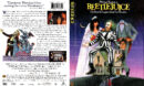 BEETLEJUICE (1988) R1 DVD COVER & LABEL