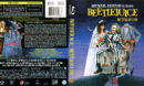 BEETLEJUICE (1988) R1 BLU-RAY COVER & LABEL