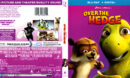 Over The Hedge (2006) R1 Blu-Ray Cover
