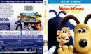 Wallace & Gromit: The Curse Of The Were-Rabbit (2005) R1 Blu-Ray Cover