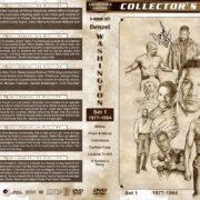Denzel Washington Filmography - Set 1 (1977-1984) R1 Custom DVD Covers