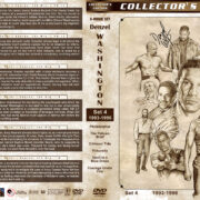 Denzel Washington Filmography – Set 4 (1993-1996) R1 Custom DVD Covers