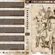 Denzel Washington Filmography – Set 5 (1996-1999) R1 Custom DVD Cover
