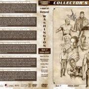 Denzel Washington Filmography - Set 7 (2004-2007) R1 Custom DVD Covers
