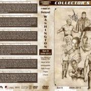 Denzel Washington Filmography - Set 8 (2009-2013) R1 Custom DVD Covers
