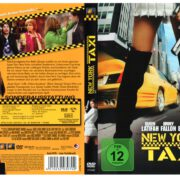 New York Taxi (2004) R2 German DVD Cover