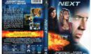 Next (2007) R2 german DVD Cover