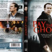 Pay The Ghost (2015) R2 German DVD Cover
