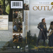 Outlander: Season Four (2018) R1 Blu-Ray Cover & Labels