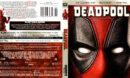 DEADPOOL (2016) R1 4K UHD Blu-Ray Cover & Labels