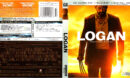LOGAN (2017) R1 4K UHD Blu-Ray Cover & Labels