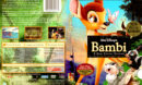 BAMBI (1942) R1 SE DVD COVERS & LABELS